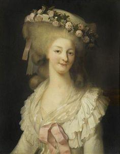 Maria Teresa Luisa di Savoia-Carignano (Torino, 8 settembre 1749 – Parigi, 3 settembre 1792) nota soprattutto con il titolo di Principessa di Lamballe, fu membro del ramo cadetto di Casa Savoia ed è conosciuta soprattutto in virtù della forte amicizia con la regina Maria Antonietta. Ritratto di Edouard Louis Rioult.