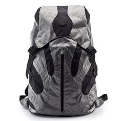 SLAPPA Kampus Backpack-Silver/Black