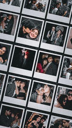 Kathryn Bernardo Hairstyle, Kathryn Bernardo Outfits, Daniel Padilla, Baby Family, Wallpaper Quotes, Otp, Polaroid, Memories, Iphone