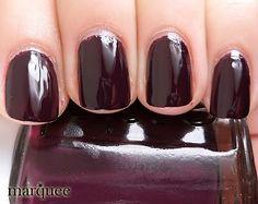 Essie Nail Polish (E732-Velvet Voyeur) NEW VIOLET CHOCOLATE COLOR in Health & Beauty | eBay