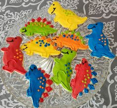 Dino Cookies Grinch, Food Pictures, Cookies, Crack Crackers, Biscuits, Cookie Recipes, Cookie, Biscuit