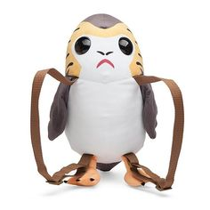 Star Wars Episode VIII Porg Backpack Action Figure