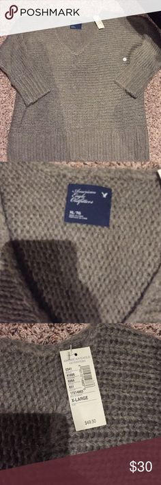 American eagle sweater Size xl brand new w tag American Eagle Outfitters Sweaters