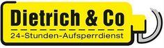 """""""Dietrich & Co Schlüsseldienst"""", Linz"""", """"Aufsperrdienst"""" St Florian, Steyr, Company Logo, Html, Linz, Wels, Simple"""