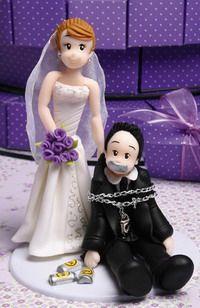 Nuvis.Свадебные Фигурки - Wedding Cake Toppers - Мастер-классы по украшению тортов Cake Decorating Tutorials (How To's) Tortas Paso a Paso