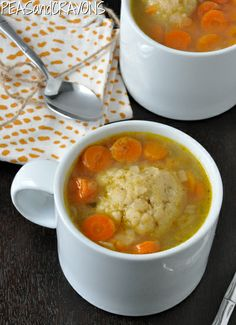Love Matzo Ball Soup! Haven't had it in a while though so hopefully this is easy to make.