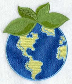 Fruit of the Earth Machine Embroidery Designs at Embroidery Library! - Color Change - E4291
