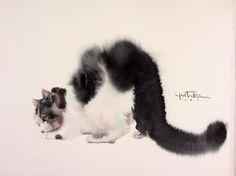 Коты Yutaka Murakami —