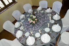 #parador de #tortosa #centrodemesa #banquete #bodas con #encanto