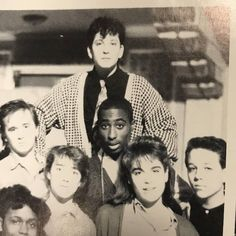 A yearbook photo of Tupac Shakur from the school year. (Baltimore School for the Arts) Tupac Shakur, 2pac, Yearbook Photos, Rare Photos, Baltimore, School, Men, Fictional Characters, Guys