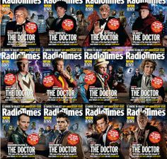 Doctor Who News: Radio Times Covers (See the Individual Doctors Boards for the Larger size of your Faveourite Doctor or Doctors) Doctor Who Specials, Radio Times Magazine, Jon Pertwee, Doctor Who Funny, Classic Doctor Who, Dr Watson, Vote Now, First Doctor, Classic Series