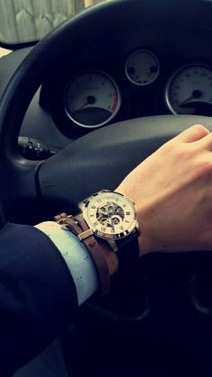 Watch and Armband #Fossil #ClassyWatch