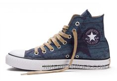 Shop for Blue CONVERSE All Star Print Chuck Taylor Stonewashed Canvas High Tops Shoes Discount at Footlocker. Converse All Star, Blue Converse, Converse Chuck Taylor All Star, Converse Shoes, Michael Jordan Shoes, Air Jordan Shoes, Best Sneakers, Sneakers Fashion, Sneakers Style