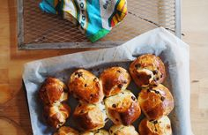 How to make Chocolate Chip Brioche Buns | Meet Me at Mikes | Bloglovin'