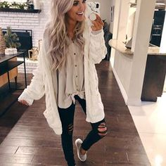 Cute cardigan outfits, winter cardigan outfit, cute outfits with leggings, winter leggings, Cute Cardigan Outfits, Cute Outfits With Leggings, Legging Outfits, Casual Fall Outfits, Fall Winter Outfits, Spring Outfits, Trendy Outfits, Fashion Outfits, Cute Simple Outfits