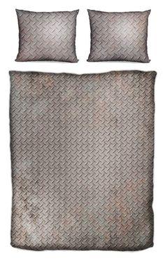 HUG The Stuff: pościel BLACHA.RA - 100% bawełna.Komplet zawiera poszewkę na kołdrę (140x200 cm) oraz 2 poszewki na poduszki (50x60 cm). Cena...