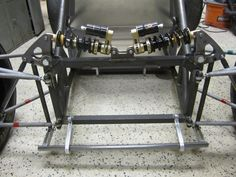 pushrod suspension - Google Search
