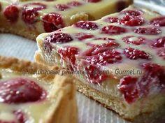 Восхитительный ягодный тарт! Хит любого лета.