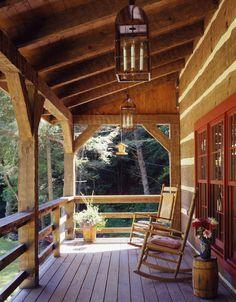 Knisley home porch