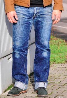 Vintage Jean B2