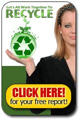 120x40px recycling website banner for http://www.recyclingfactsguide.com . Spread the word..