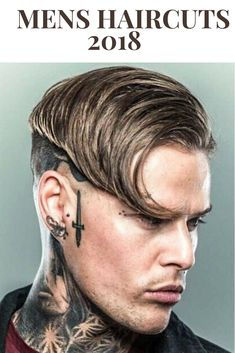 Top 100 Awesome Mens Haircuts 2018 Side Part + Fade Check out our gallery For more Mens Hairstyles . Latest Men Hairstyles, Popular Mens Haircuts, Undercut Hairstyles, Popular Hairstyles, Cool Haircuts, Haircuts For Men, Side Part Haircut, Side Part Hairstyles, Undercut Styles