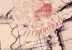 Thuderbirds are go: Software developer Federico Ian Cervantez accidentally discovered that the four houses of Ilvermorny are Horned Serpent, Wampus, Thunderbird and Pukwudgie