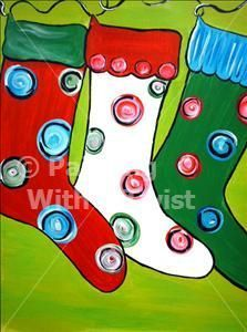 Image result for christmas painting ideas on canvas Christmas Paintings On Canvas, Christmas Canvas, Kids Christmas, Christmas Windows, Christmas Banners, Christmas Plates, Christmas Christmas, Christmas Arts And Crafts, Christmas Projects