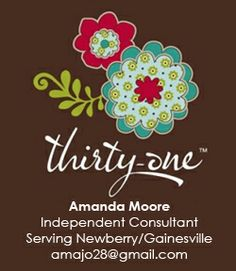 Amanda Moore, thirty one consultant.