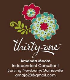 Amanda Moore, thirty one consultant.