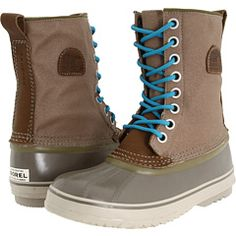 My next pair of winter shoes will be duck boots!