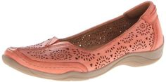 Cute Pink Flats! See more fabulous shoes at: http://www.myclassicjewelry.com/blog/shopping-pages/shop-fabulous-shoes/