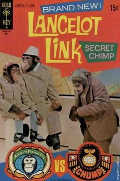 Lancelot Link Saturday morning TV show. Yes the whole cast were chips and they spoofed 007 and the cold war.