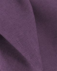Vintage Linen Eggplant | Online Discount Drapery Fabrics and Upholstery Fabric Superstore!