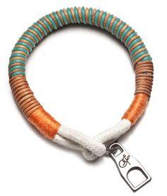 Proenza Schouler cord bracelet for $125. The crafty types could probably make something similar for half the price.