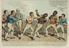 Bill Richmond: The black boxer wowed the court of George IV and taught Lord Byron to spar Today In Black History, Black History Month, African American History, British History, Slavery In The Usa, African Diaspora, Sports Stars, My People, Black People