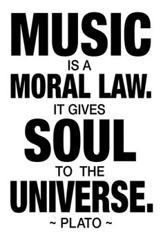 Plato Music Poster at AllPosters.com