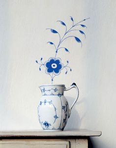 Royal Copenhagen Blue Fluted Plain Dinnerware | Gracious Style