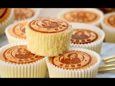 How To Make Fluffy Cupcakes | Cotton Soft Butter Sponge Cake Recipe - YouTube