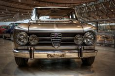 Giulia by Tomas Piller on Vintage Diner, Vintage Racing, Alfa Romeo Giulia, Googie, Cars And Motorcycles, Antique Cars, Classic Cars, Vroom Vroom, Popcorn