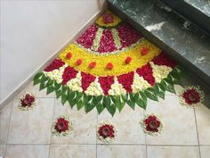 I'm going to share with y'all some amazing Diwali decoration ideas. I hope these ideas will certainly add more glam Rangoli Designs Flower, Rangoli Patterns, Colorful Rangoli Designs, Rangoli Ideas, Rangoli Designs Diwali, Diwali Rangoli, Flower Rangoli, Beautiful Rangoli Designs, Easy Rangoli