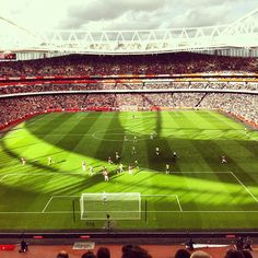 Top of the League! Arsenal 4-1 Norwich City (at Emirates Stadium)
