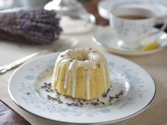 What does spring taste like to you? We happen to love this delectable lemon lavender tea cake. Recipe here --> http://www.hgtv.com/design/make-and-celebrate/entertaining/lemon-lavender-tea-cake-recipe?soc=shpinparty