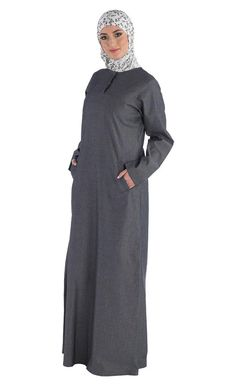 Hajj Amatullah Abaya Islamic Clothing Long Dress -- Find out more about the  great product at the image link. e52d6e69692a