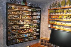Click on this link for an absolutely fantastic gaming room!