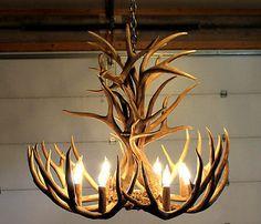 deer antler chandelier antler chandeliers and antler lighting