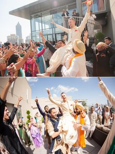 Ventanas Barat Atlanta Fusion Indian Wedding Garrett Frandsen Envi Event Planning Prime DJS