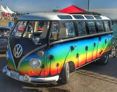 Lovely VW bussie