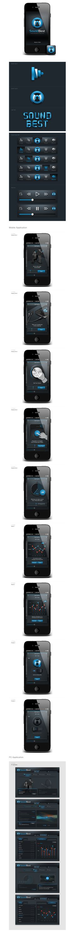 Soundbest player /   Mobile+PC Application