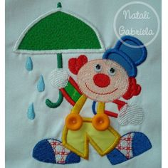 circus applique designs | customer project using our Circus Fun Applique collection Designs by ...